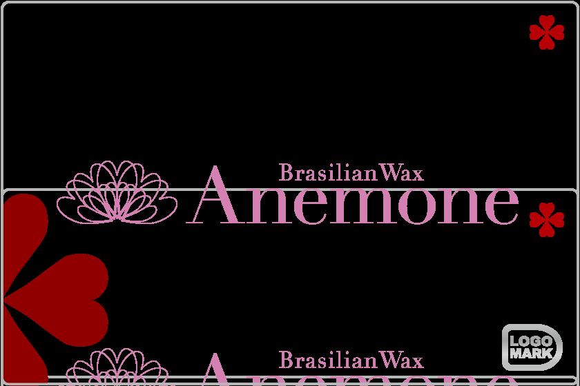 ロゴマーク・パーソナルロゴ_制作例,ロゴデザイン,ブランドマーク,キャラクター,オシャレ,かわいい,かっこいい,品がある,デザイン,Logo,Mark,toru chang,Anemone,アネモネ,金沢