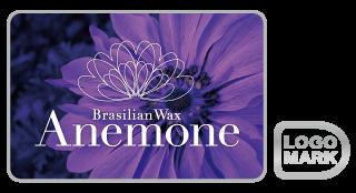 Wax Anemone_ロゴデザイン,ブランドマーク,キャラクター,オシャレ,かわいい,かっこいい,品がある,デザイン,Logo,Mark,toru chang,Anemone,アネモネ,金沢